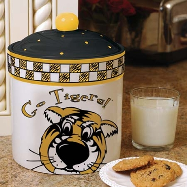 Missouri Gameday Ceramic Cookie Jar