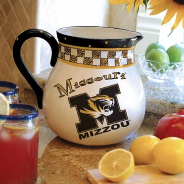 Missouri Gameday Ceramic Pitcher