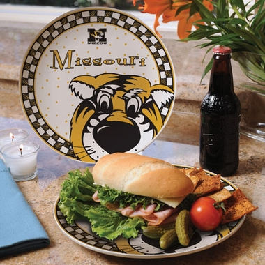 Missouri Gameday Ceramic Plate