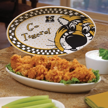Missouri Gameday Ceramic Platter