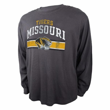 Missouri L/S Lightweight Vintage Thermal Shirt