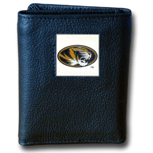 Missouri Leather Trifold Wallet (F)