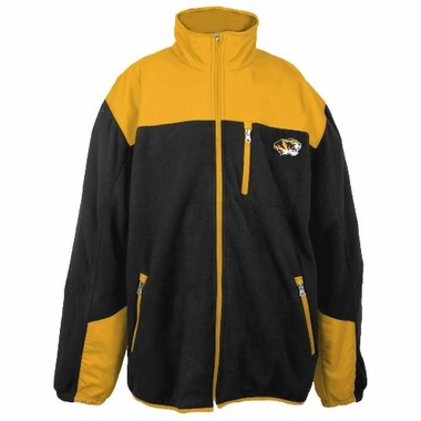 Missouri Poly Dobby Full Zip Polar Fleece Jacket