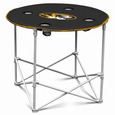 Missouri Round Tailgate Table