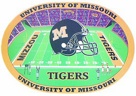 Missouri Set of 4 Placemats