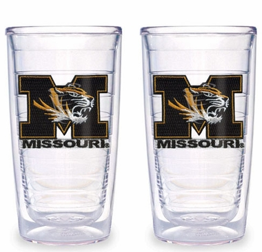 Missouri Set of TWO 16 oz. Tervis Tumblers