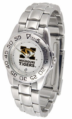 Missouri Sport Women's Steel Band Watch