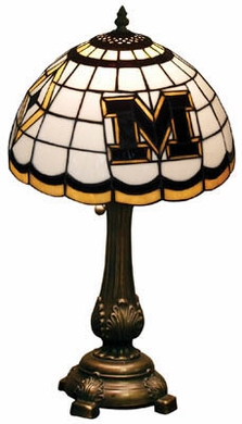 Missouri Stained Glass Table Lamp