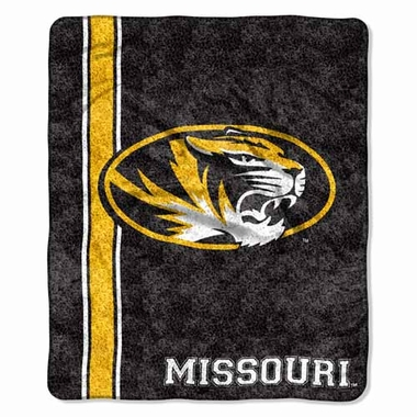 Missouri Super-Soft Sherpa Blanket