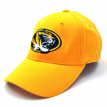 Missouri Team Color Premium FlexFit Hat