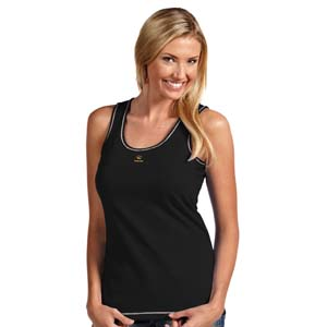 Missouri Womens Sport Tank Top (Color: Black) - Large