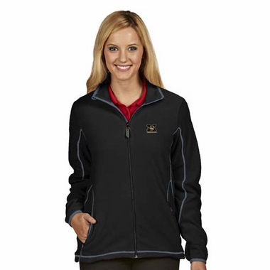 Missouri Womens Ice Polar Fleece Jacket (Team Color: Black)