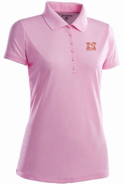 Missouri Womens Pique Xtra Lite Polo Shirt (Color: Pink)