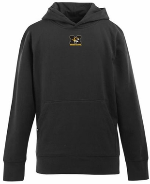 Missouri YOUTH Boys Signature Hooded Sweatshirt (Color: Black)