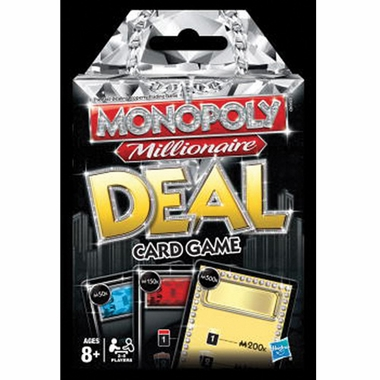 monopoly deal card game instructions