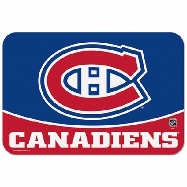 Montreal Canadiens 20 x 30 Mat