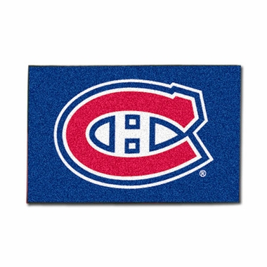 Montreal Canadiens 20 x 30 Rug