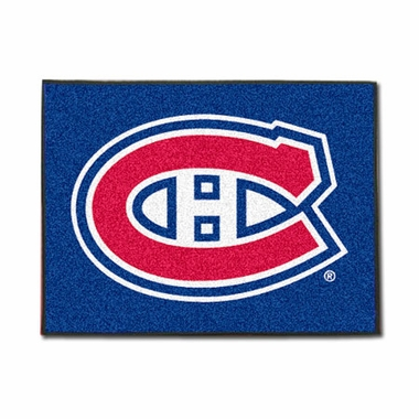 Montreal Canadiens 34 x 45 Rug