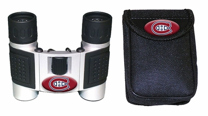 Montreal Canadiens Binoculars and Case