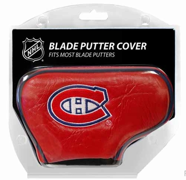 Montreal Canadiens Blade Putter Cover