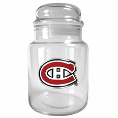 Montreal Canadiens Candy Jar