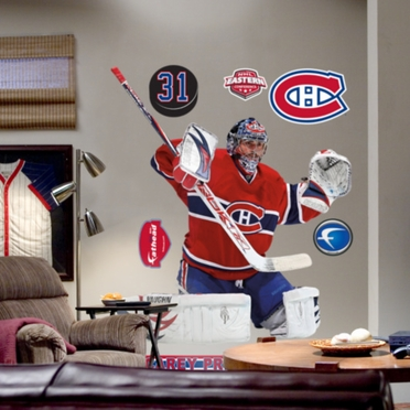 Montreal Canadiens Carey Price Fathead Wall Graphic