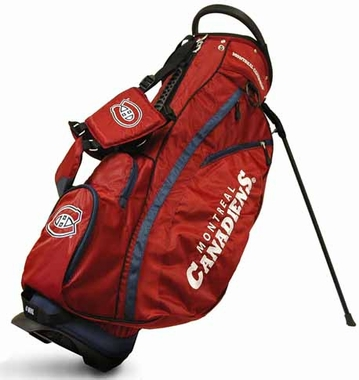 Montreal Canadiens Fairway Stand Bag