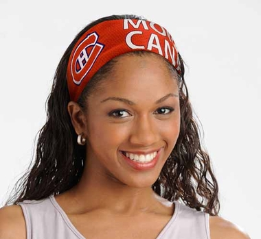 Montreal Canadiens FanBand Hair Band
