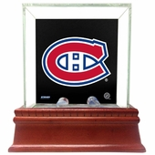 Montreal Canadiens Display Cases