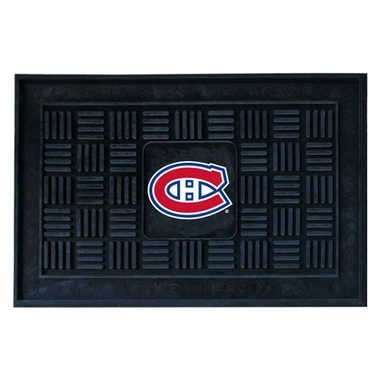 Montreal Canadiens Heavy Duty Vinyl Doormat