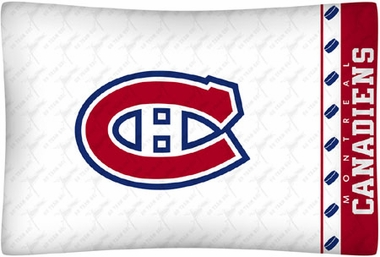 Montreal Canadiens Individual Pillowcase