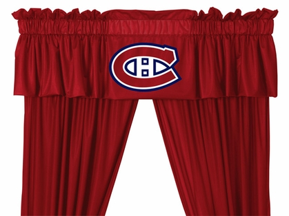 Montreal Canadiens Logo Jersey Material Valence