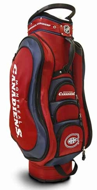 Montreal Canadiens Medalist Cart Bag