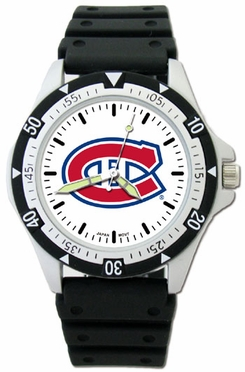 Montreal Canadiens Mens Option Watch