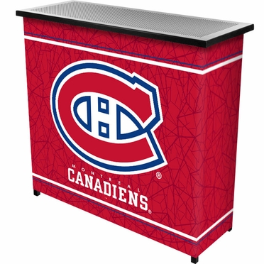 Montreal Canadiens Portable Bar