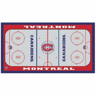 Montreal Canadiens Runner Mat