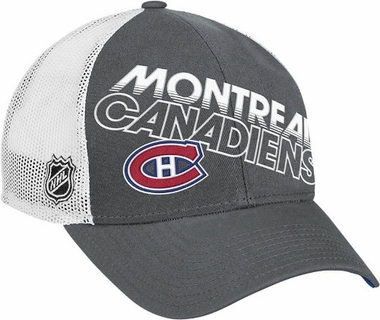 Montreal Canadiens TNT Trucker Flex Fit Mesh Back Hat
