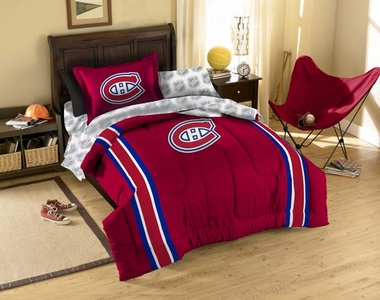 Montreal Canadiens Twin Bed in a Bag