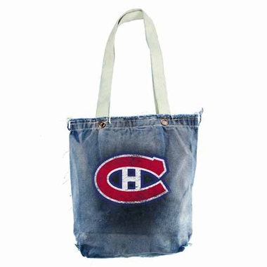 Montreal Canadiens Vintage Shopper (Denim)