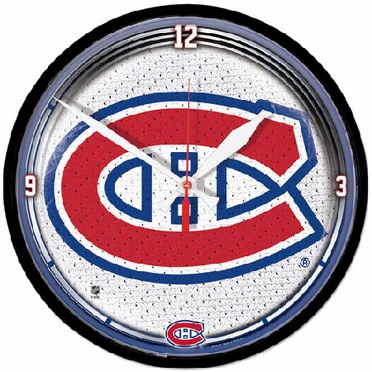 Montreal Canadiens Wall Clock