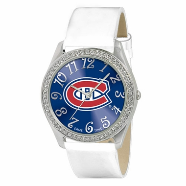 Montreal Canadiens Women's Glitz Watch