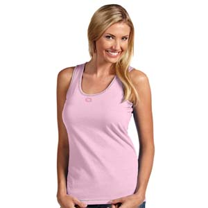 Montreal Canadiens Womens Sport Tank Top (Color: Pink) - Large