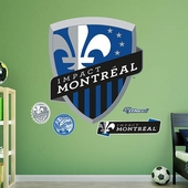 Montreal Impact Wall Decorations