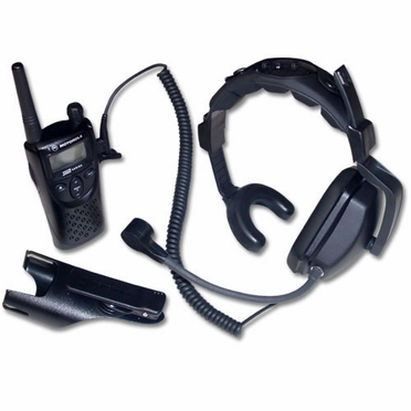 Motorola Coaches Radio Package