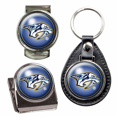 Nashville Predators 3 Piece Gift Set