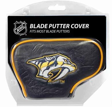 Nashville Predators Blade Putter Cover