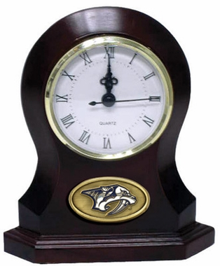 Nashville Predators Desk Clock