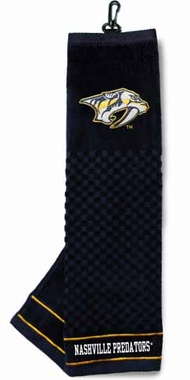 Nashville Predators  Embroidered Golf Towel