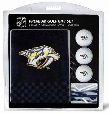 Nashville Predators Embroidered Towel Gift Set