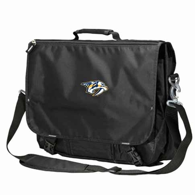 Nashville Predators Executive Attache Messenger Bag